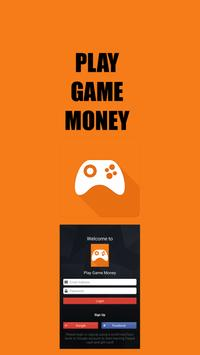 Play Game Money poster