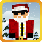 Santa skins for Minecraft icon