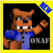 One night 3 horror map MCPE icon