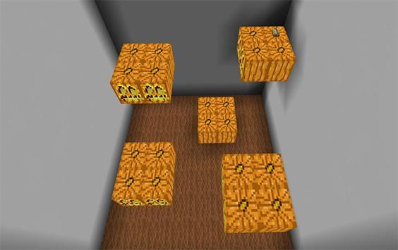 49 Levels parkour! MCPE parkour map apk screenshot