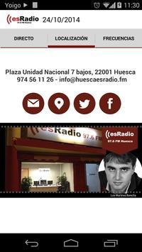 esRadio Huesca apk screenshot