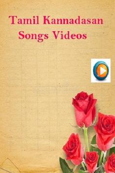 Tamil Kannadasan Songs Videos screenshot 2