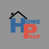 HomePeep icon