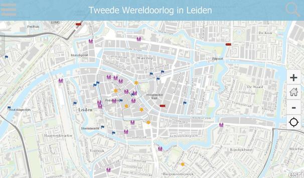 Tweede Wereldoorlog in Leiden screenshot 2