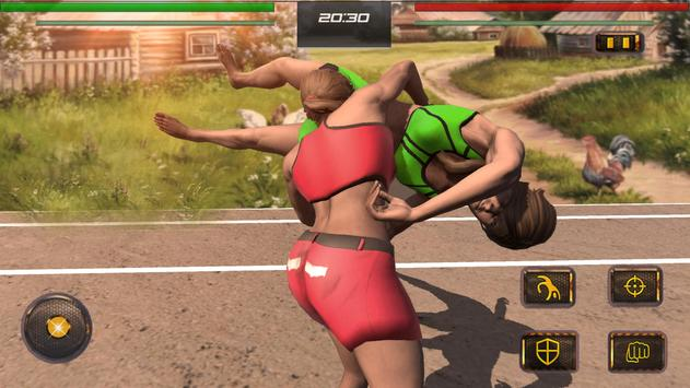 Download Real Kabaddi Fighting Girls Wrestling Game 2018 Apk For Android Latest Version