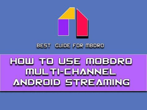 free mobdro tips screenshot 2