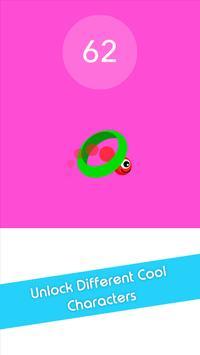 Rolly Dunk - Dash Through Ring screenshot 2