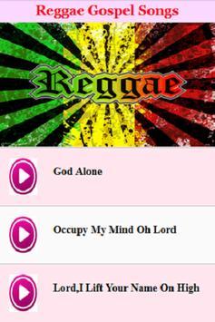 Reggae Gospel Songs and Hymns poster