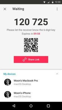 Send Anywhere (File Transfer) apk screenshot