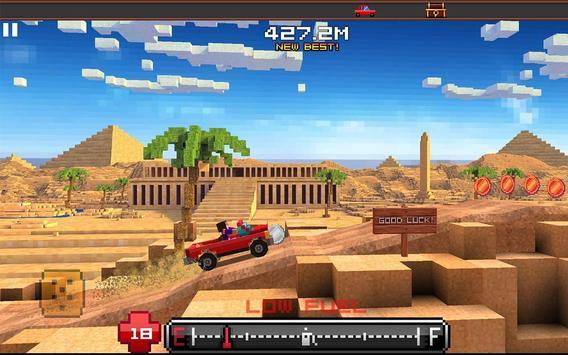 Top Blocky Roads Guide apk screenshot