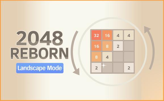 2048 Reborn apk screenshot