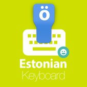 Estonian Keyboard icon