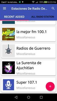 Estaciones De Radio Guerrero screenshot 2