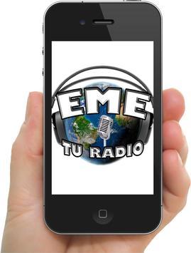 EME TU RADIO poster