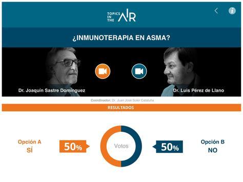 Topics in the Air apk screenshot