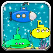 Sailor Submarine icon