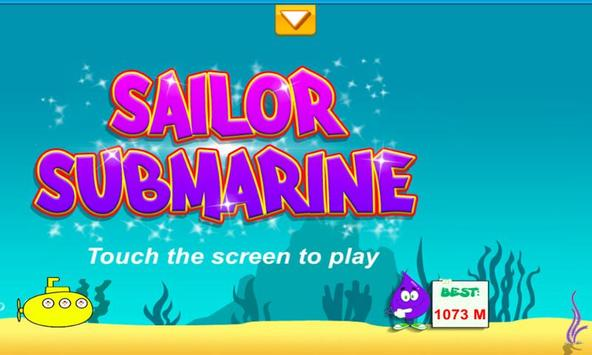 Sailor Submarine poster