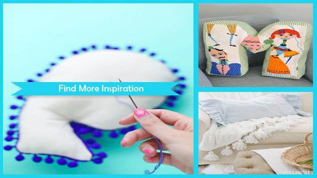 Creative DIY Number Pillow screenshot 1
