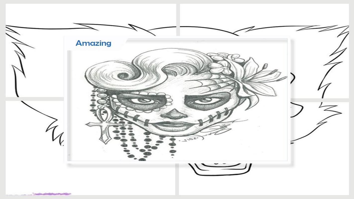 Android 用の 簡単な顔のぬりえの本 Apk をダウンロード