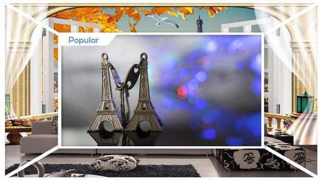 Eiffel Tower Wallpaper apk screenshot