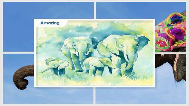 Elephant Wallpaper screenshot 2