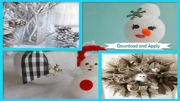 Fabulous Styrofoam Warm Winter Tutorial screenshot 2