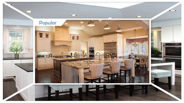 Grandes diseños de la isla de la cocina for Android - APK Download