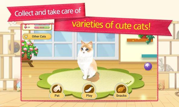 Cafe Kittycat apk screenshot