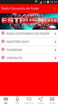 Radio Estruendo de Poder screenshot 1