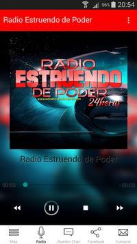 Radio Estruendo de Poder screenshot 2