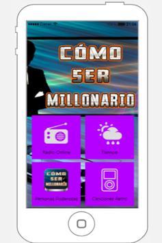 Cómo Ser Millonario apk screenshot
