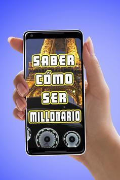 Cómo Ser Millonario poster