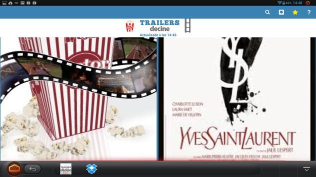 Trailers de Cine screenshot 1