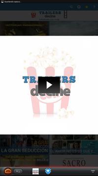 Trailers de Cine screenshot 2