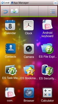 ES File Explorer (1.5 Cupcake) APK-screenhot