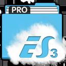 ES Holo Theme for Pro APK