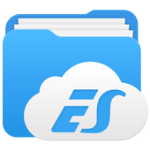 ES File Explorer File Manager ikona