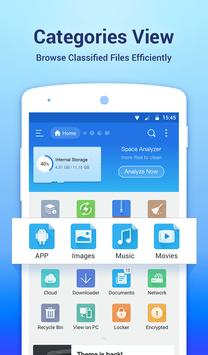 ES File Explorer File Manager screenshot 2