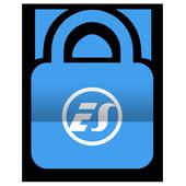 ES App Locker icon
