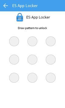 ES App Locker poster