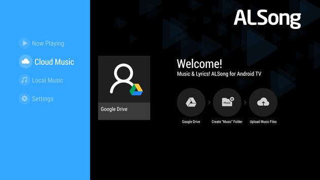 ALSong for Android TV screenshot 1