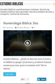 Christian Biblical Studies screenshot 5