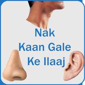 नाक कान गले का इलाज icon
