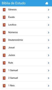 Estudo Bíblico Novo Testamento apk screenshot