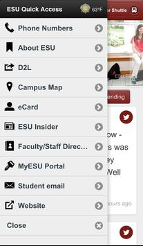 ESU Mobile apk screenshot