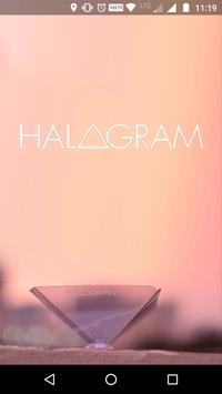 Halogram Hologram Converter poster