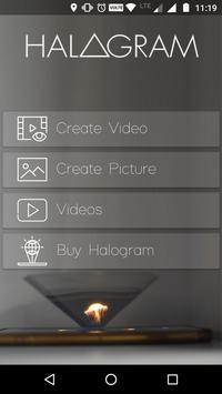 Halogram Hologram Converter screenshot 1