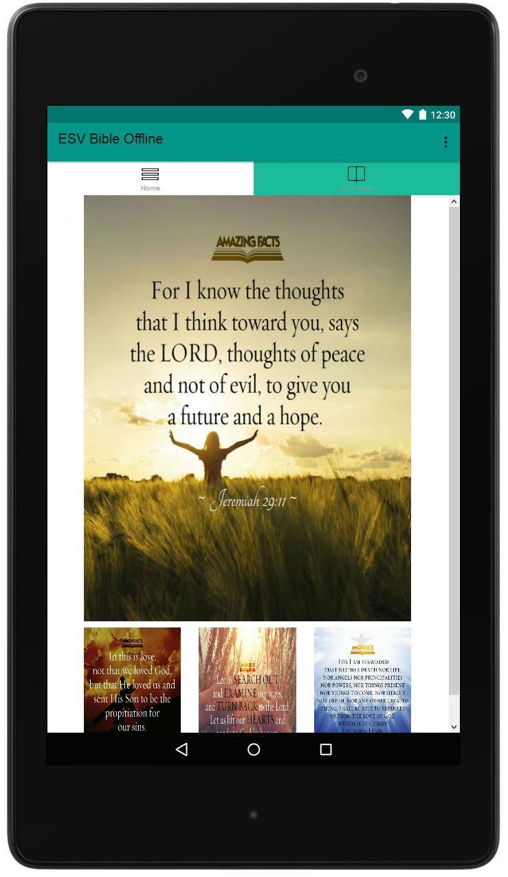 ESV Bible Offline for Android - APK Download