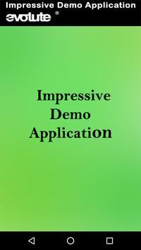 Impressive Demo Application poster