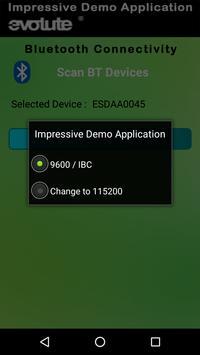 Impressive Demo Application screenshot 2